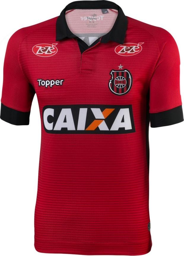 Topper divulga as novas camisas do Brasil de Pelotas - Show de Camisas 3dc1fb1f9cebe