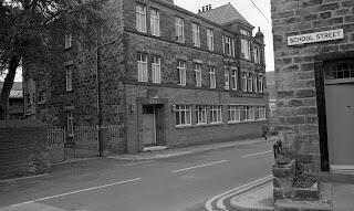 Hough Lane, corner of School Street, Eagley