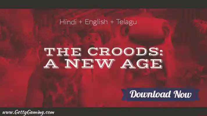 The Croods A New Age Full Movie Hindi English Dubbed 480 497mb On Filmyzilla