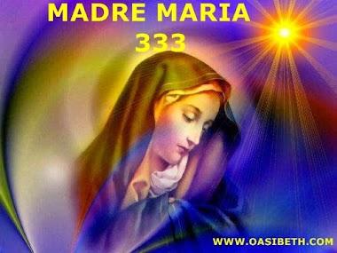 MENSAJE DE LA MADRE MARÍA : NOMBRES CÓSMICOS