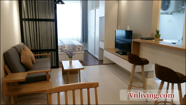 Nice 1 Bedroom for rent in Lexington Residence An phu apartment 630 USD