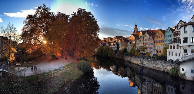 Tübingen, Southern Germany