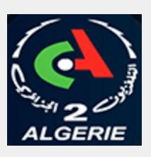 Fréquence Canal Algérie (ENTV 2) sur NILESAT,  Eutelsat et Hot Bird 13C
