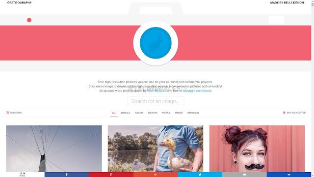 Gratisography bajar fotos gratis