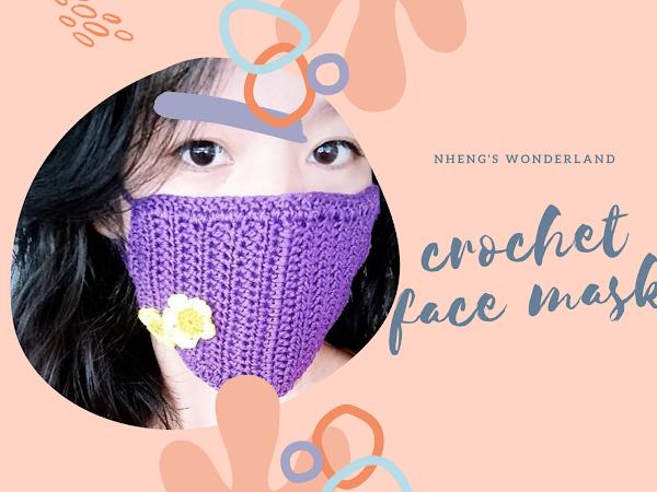 Crochet Face Mask Pattern