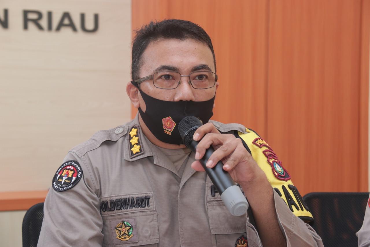 Kabid Humas Polda Kepri : Perkembangan Laporan Yang Dilaporkan Masyarakat Selalu Update di Aplikasi Dumas Presisi