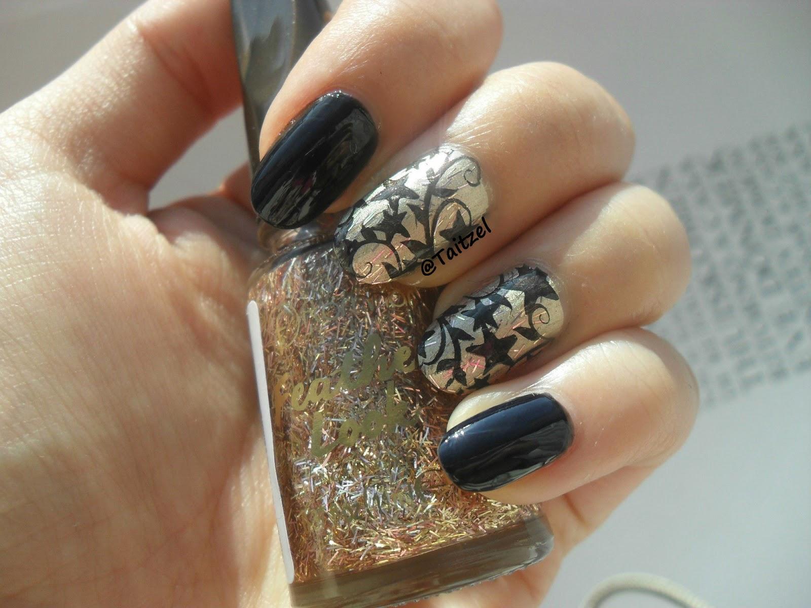 Black nails | Black nails, Nails, Beauty