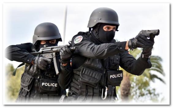 توقيف أمريكي في سلا في حالة سكر ومُسلح بمسدس