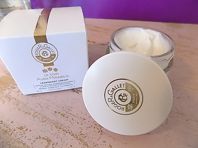Roger & Gallet Le Soin Aura Mirabilis Skincare The Lavender Barn