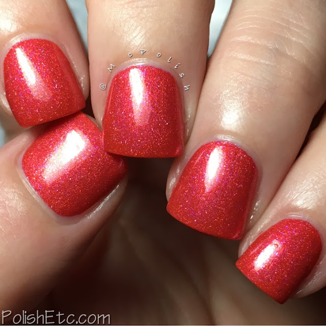 Road to Polish Con - Week 11 - McPolish - Lights & Theatrics by Pretty Jelly