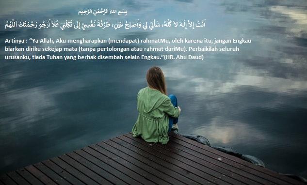 Ketika Kesedihan Melanda Diri, Bacalah Doa Ini Untuk Meredamnya
