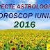 Aspecte astrologice în horoscopul iunie 2016