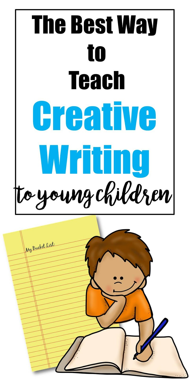 the creative writing a childs courage Creative writing tips for teachers introduction of a creative curriculum in school this offers more opportunities to extend and develop children's writing.