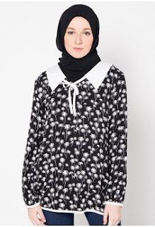 Baju Kerja Untuk Wanita Muslim Berjilbab