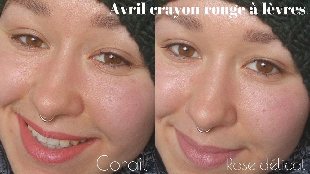 Préférence Corail and Rose Délicat : two delicate new shades of Avril Matte  MF05