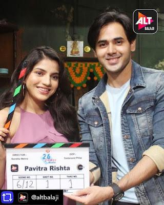 Pavitra Rishta 2.0 Web Series Cast