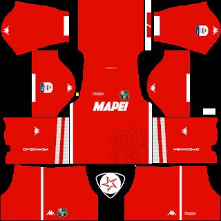 US Sassuolo Calcio 2018 - 2019 GK Third Kit