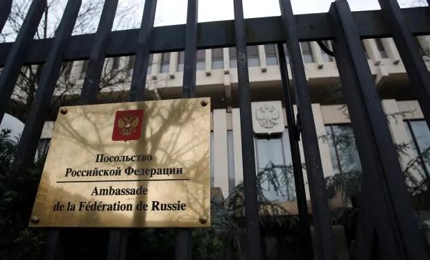 """Росія закликає США припинити """"візову війну"""""""