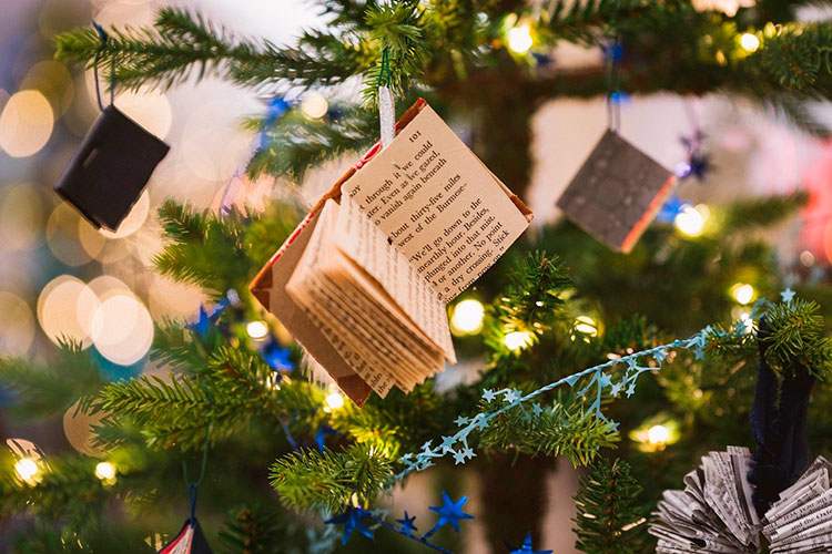 Adornos navideños para el árbol de Navidad