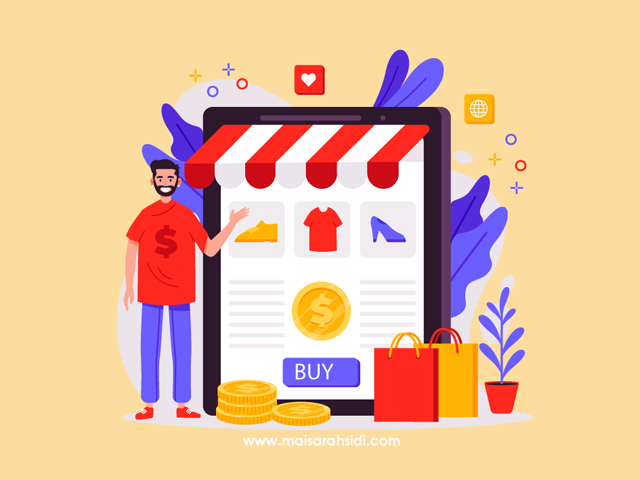 tips shopping online