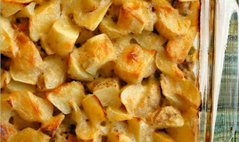 Meat and Potatoes Casserole