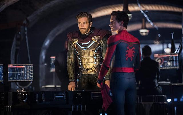 Jake Gyllenhaal Sebagai Mysterio