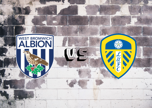 West Bromwich Albion vs Leeds United  Resumen