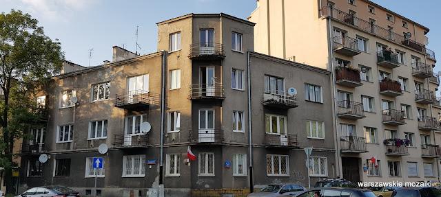 Warszawa Warsaw Gosław Grochów kamienica architektura architecture Praga Południe