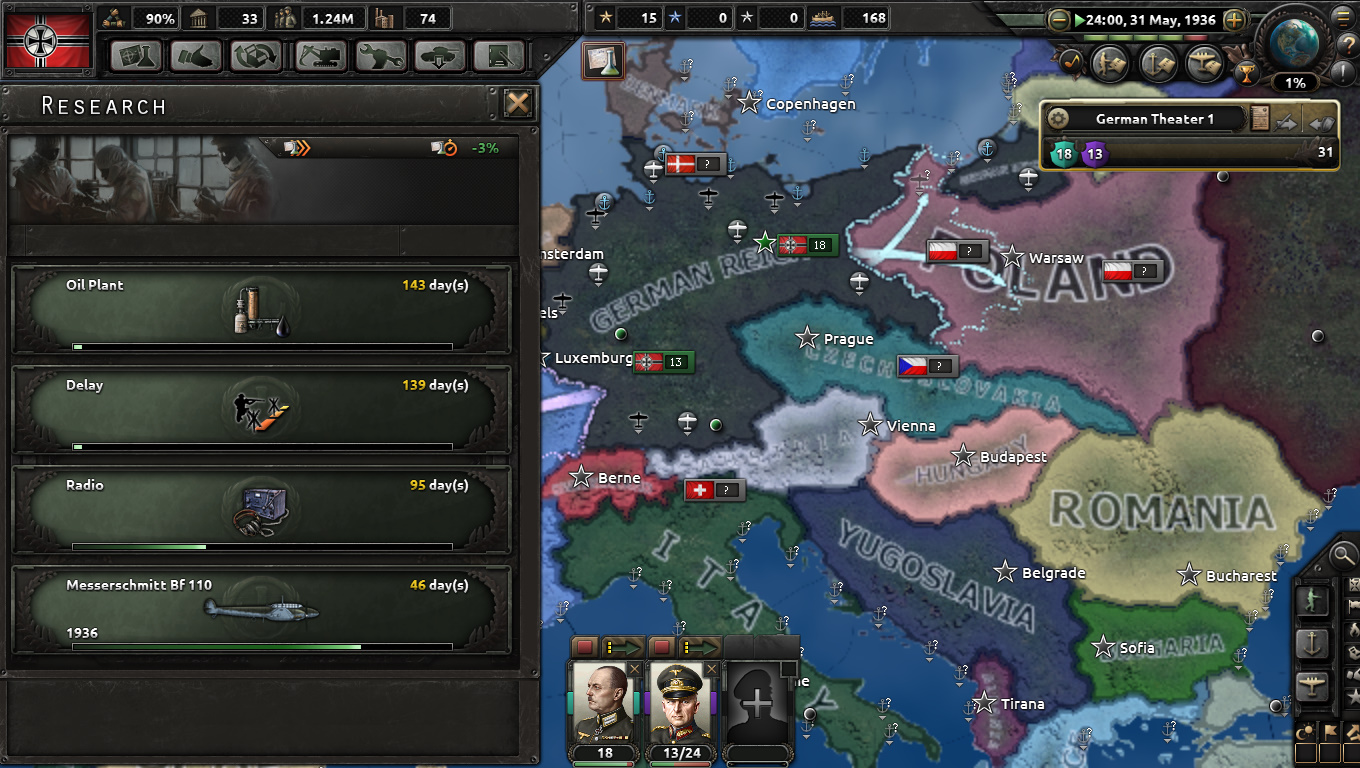Noobventures: Hearts of Iron: Germany Rises Pt 1