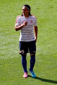Radamel Falcao menatap musim baru kembali bersama As Monaco di Liga 1 Prancis dengan target Top Skorer