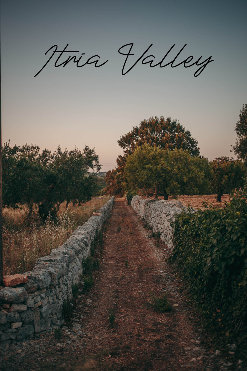 Puglia: must visits in the Itria Valley