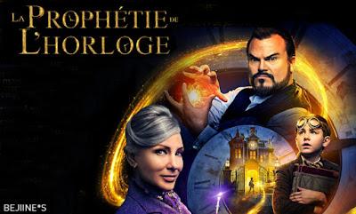 Sortie DVD : La prophétie de l'Horloge