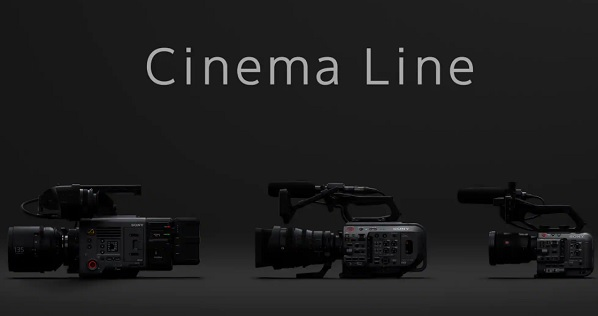 Sony Cinema Line