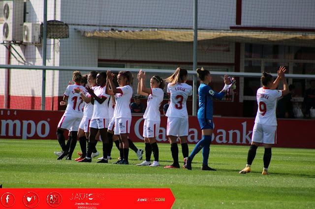 Galería de fotos Sevilla FC Femenino - Sporting de Huelva
