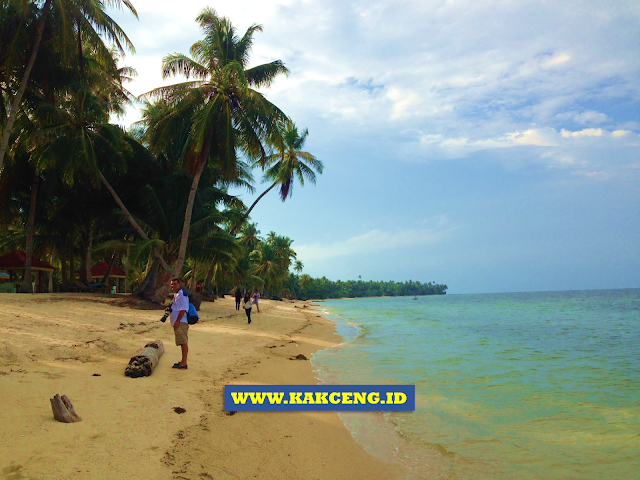 Pulau Benan Lingga