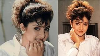 Remembring Divya Bharti on her birthday