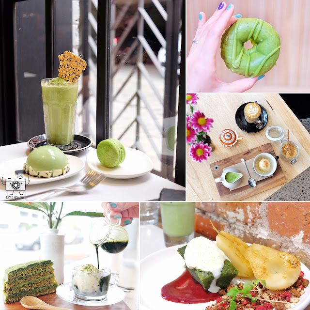 Top 5 Places for MATCHA LOVERS in MELBOURNE!