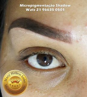 Micropigmentação (maquiagem semi-definitiva)