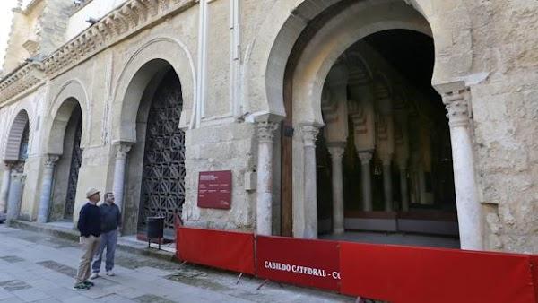 El TSJA obliga a dar marcha atrás con la segunda puerta de la Mezquita-Catedral de Córdoba