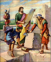 0. Nehemiah Rebuilding the Walls of Jerusalem