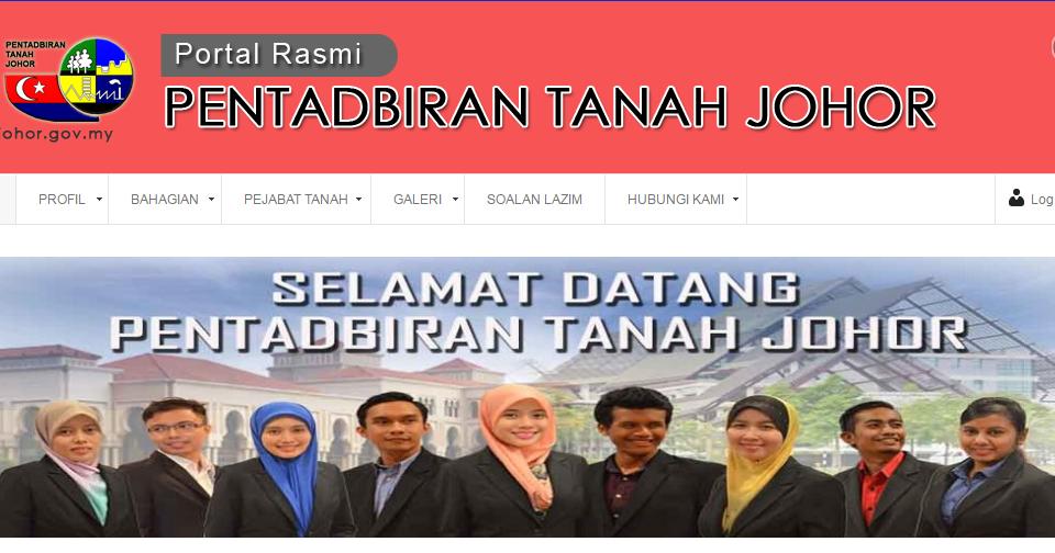 Rasmi Jawatan Kosong Di Ptgj Pejabat Tanah Dan Galian Johor 2019 Jawatan Kosong Kerajaan Swasta Terkini 2020