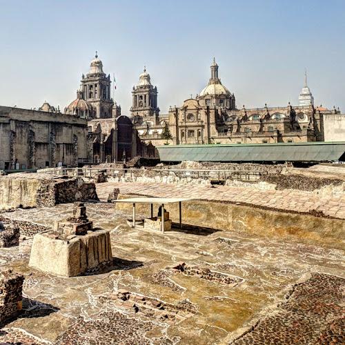 ▷ Arquitectura Azteca | Características 🥇