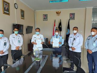Bapas Banda Aceh Dan BNN Bentuk  Kerjasama  Rehabilitasi  Bagi Klien Narkotika