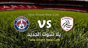 الشباب يحقق الفوز الكاسح على نادي العدالة في الدوري السعودي