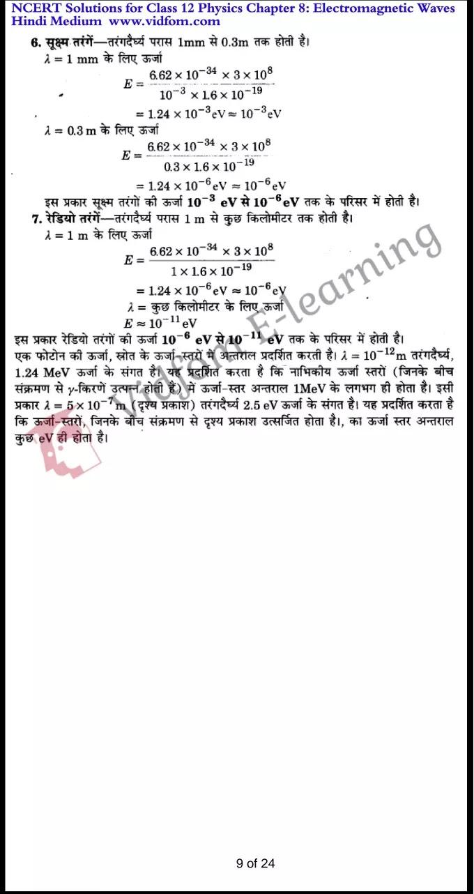 class 12 physics chapter 8 light hindi medium 9