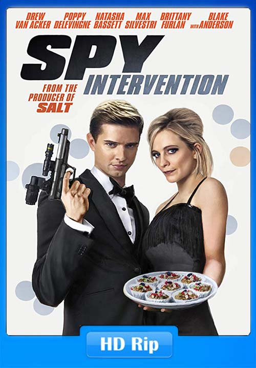 Spy Intervention 2020 720p WEBRip x264 | 480p 300MB | 100MB HEVC