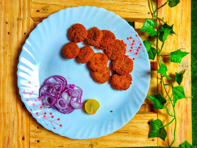 soya seekh kabab recipe