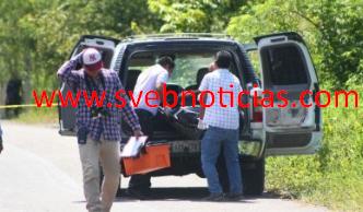 Hallan ejecutada en Gutierrez Zamora Veracruz   NOTICIAS