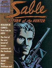 Read Sable comic online