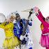 Gatos Multicores estará se apresentando no Carnaval do Pelô e fazendo a alegria de todos